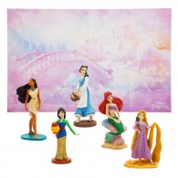 Printesele Disney - Set 5 Figurine
