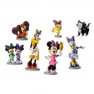 Set Figurine Minnie Mouse si Prietenii