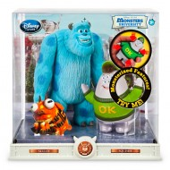 Sulley si Squishy - Monsters University