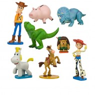 Eroii Toy Story 3 - Set Figurine