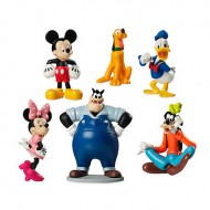Clubul lui Mickey Mouse - Set Figurine