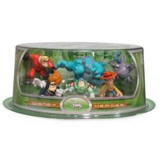 Eroii Disney - Set Figurine Editie Speciala de Colectie