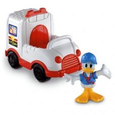 Donald si Ambulanta - Misiunea de salvare