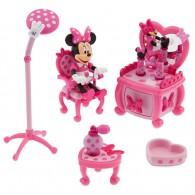 Minnie Mouse la Salonul de Frumusete