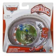 Micro Drifters - Lewis Hamilton, Carla Veloso și Fulger McQueen - set de 3