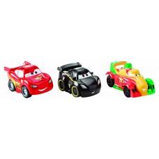 Micro Drifters - Rip Clutchgoneski, Miguel, Fulger McQueen - set de 3