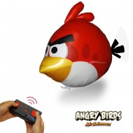 Angry Birds Zburator - Air Swimmers Turbo cu telecomanda