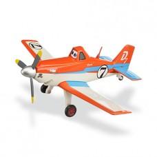 Dusty - Avion Metal Disney Planes