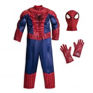 Costum Spider Man DeLux