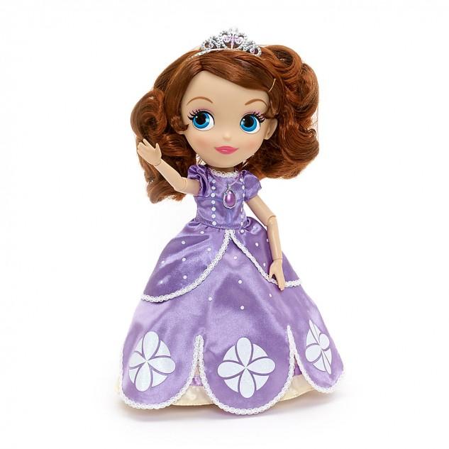 Sofia intai papusa cantareata for Principessa romana