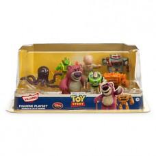 Set Figurine Toy Story - Villains