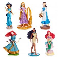 Printesele Disney - Set Figurine 2