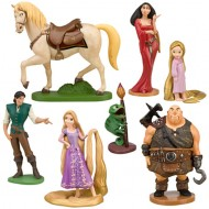Set Figurine Rapunzel