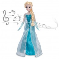 Elsa Singing Doll - Frozen