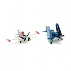 Turbo Dusty si Skipper Disney Planes 2