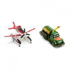 Dusty si Chug - Set Disney Planes 2