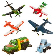 Disney Planes - Set 6 figurine