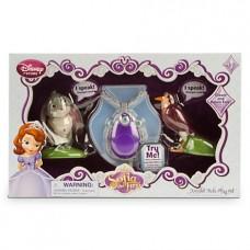 Amuleta Sofiei Intai cu figurine vorbitoare