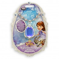 Sofia Light-Up Amulet