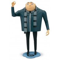 Despicable Me 2 Gru The Talking Genius Action Figure