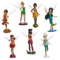 Disney Fairies Figure Play Set