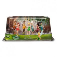 TinkerBell si Zanele Disney - Set figurine