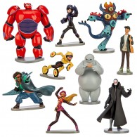 Big Hero 6 - Set Figurine Deluxe