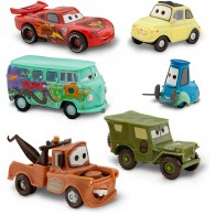Disney Pixar Cars Figurine Set