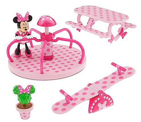 Minnie Mouse - La distractie in parc