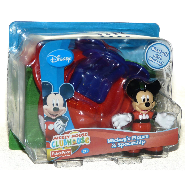 Mickey Mouse si Naveta Spatiala