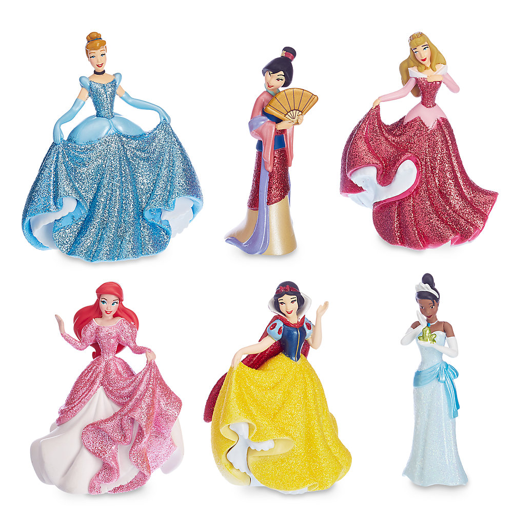 Printesele Disney - Set Figurine 1