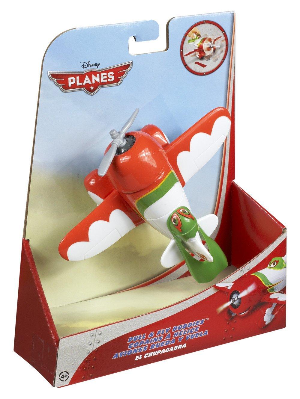 El Chupacabra - Avion cu roti Disney Planes