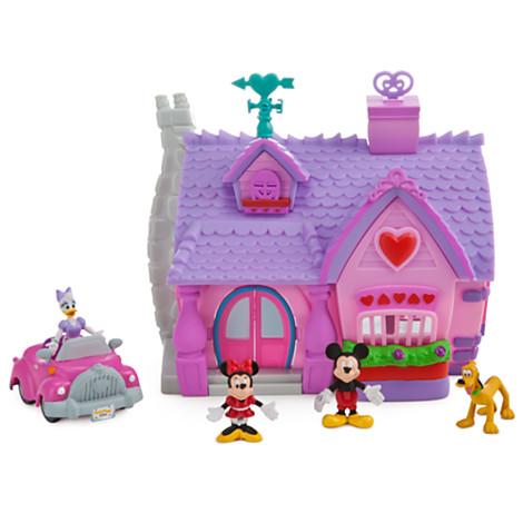 Minnie Mouse - Set Micro
