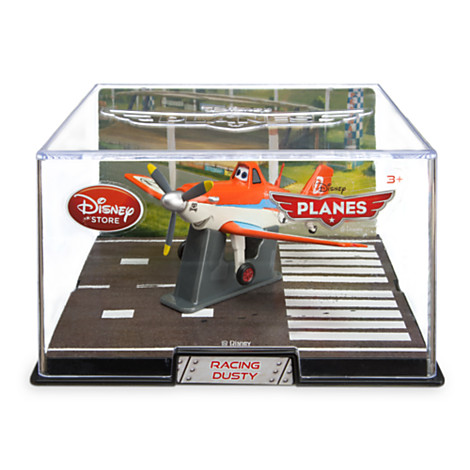 Dusty - Avion Metal Disney Planes
