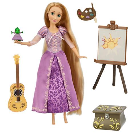 Papusa Vorbitoare Rapunzel