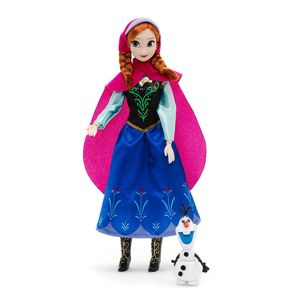 Papusa Anna - Frozen