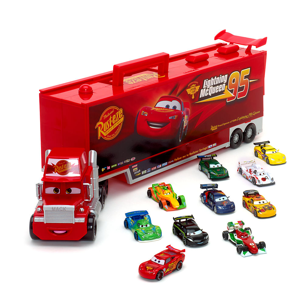 Mack Interactiv - Set Disney Cars