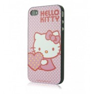 Carcasa iPhone 4/4s - Love by Hello Kitty